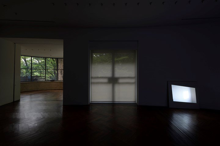 Exhibition view: Lee Kit, We used to be more sensitive, Hara Museum of Contemporary Art, Tokyo (16 September–24 December 2018). Courtesy © the artist and ShugoArts. Photo: Shigeo Muto.