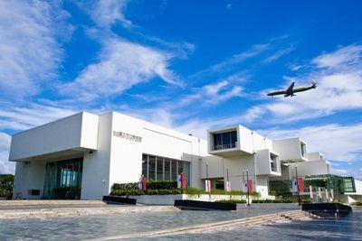 台北市立美术馆第八任馆长 林平。图片提供:台北市立美术馆。