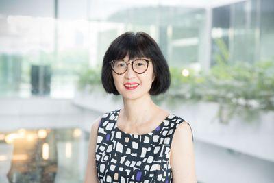 """论坛现场:""""CIT19:当代策展的新挑战──国际论坛暨青年策展工作坊"""",台北市立美术馆(2019年10月11日至10月13日)。图片提供:台北市立美术馆。"""
