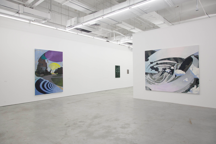 Exhibition view: Chen Ying: Traceable and Issy Wood: Can't Have Nice Things, Condo Shanghai, MadeIn Gallery hosting Carlos/Ishikawa (7 July–26 July 2018). Courtesy MadeIn Gallery.