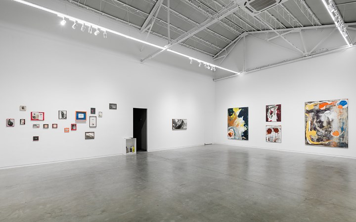 Exhibition view: Condo Shanghai, ShanghART Gallery hosting Sadie Coles HQ (7 July–26 July 2018). Courtesy ShanghART Gallery.