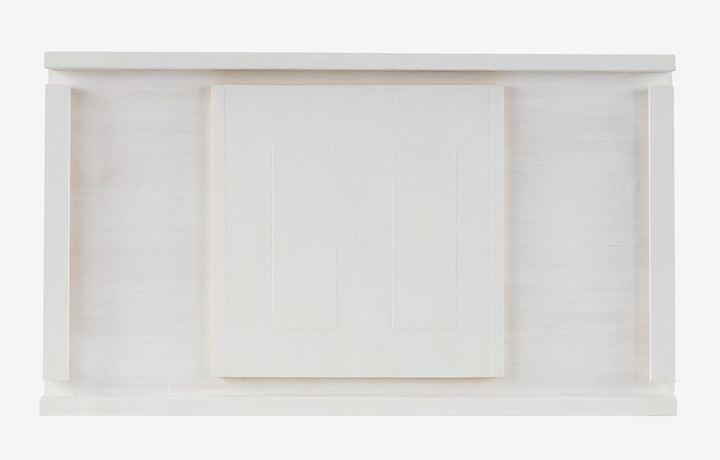 Li Yuan-Chia, 1-1=1 (1960). Acrylic. 23.7 x 23.7 cm. Courtesy the artist.