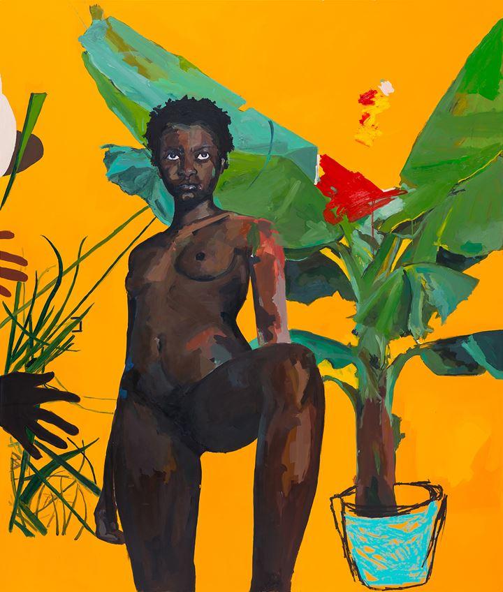 Kudzanai-Violet Hwami, Dance of Many Hands (2017). Courtesy the artist and Tyburn Gallery.