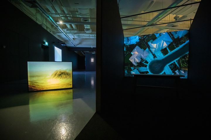 Miljohn Ruperto, Geomancies (2007–2017). Exhibition view: Every Step in the Right Direction, Singapore Biennale 2019, Singapore Art Museum (22 November 2019–22 March 2020). Courtesy Singapore Art Museum.