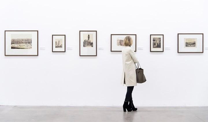 Exhibition view: New Images of Antiquity: Photography in 19th-Century Italy, Fondazione Sandretto Re Rebaduengo, Turin (8 March–20 May 2018). Sandretto Re Rebaudengo Collection. Photo: Giorgio Perottino.