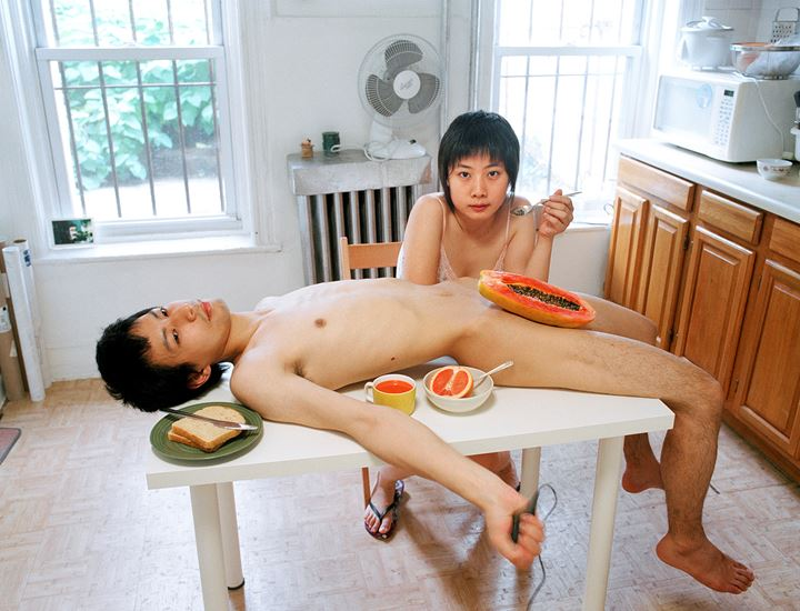Pixy Liao, Start your day with a good breakfast together (2009). Courtesy the artist.