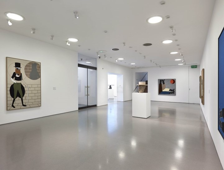 Exhibition view: Renee So, Bellarmines and Bootlegs, Henry Moore Institute, Leeds (8 March–2 June 2019). Courtesy Henry Moore Institute.