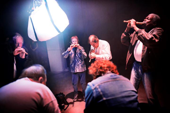 Tori Wrånes, YES NIX (2013). Performance view: Performa 13, SIR Stage, New York City (1–24 November 2013). A Performa Commission. Courtesy the artist. Photo: Linus Sundahl-Djerf.