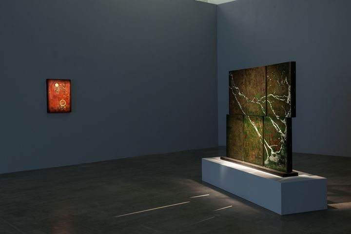 Thao Nguyen Phan, Becoming Alluvium (2019–ongoing). Exhibition view: Monsoon Melody, WIELS, Brussels (1 February–26 April 2020). Courtesy WIELS.