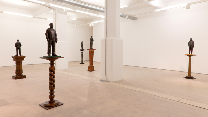 Exhibition view: Thomas Price, Angell Town, Hales Gallery, London (8 April–14 May 2011). Courtesy the artist and Hales Gallery.
