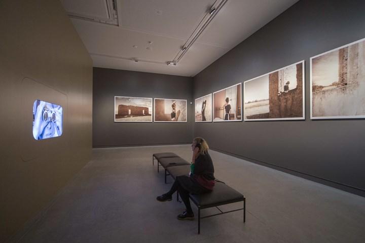 Exhibition view: Tracey Moffatt, My Horizon, Australian Pavilion at VIVA ARTE VIVA, the 57th International Art Exhibition, La Biennale di Venezia, Venice (13 May–26 November 2017).