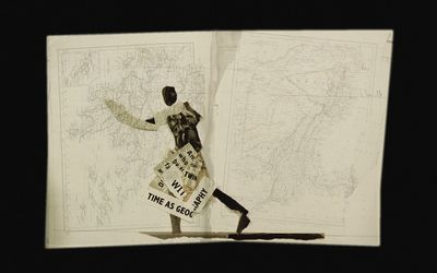 William Kentridge, The Refusal of Time (2012) (Still). Exhibition view: The Refusal of Time, Kunsten Museum of Modern Art Aalborg (21 March 2018–19 August 2018). Courtesy the artist. Photo: Niels Fabaek.