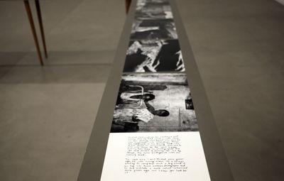 Kushal Ray, 'Intimacies' (2012) (detail). Exhibition view: Growing Like A Tree: Static In The Air, curated by Sohrab Hura at Ishara Art Foundation, Dubai (11 September–9 December 2021).