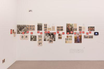 Exhibition view: Growing Like A Tree, curated by Sohrab Hura at Ishara Art Foundation, Dubai (20 January–1 August 2021).