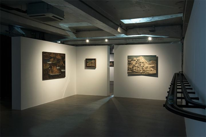 Exhibition view: Lam Tung-pang, Saan Dung Gei, Blindspot Gallery, Hong Kong (26 March–11 May 2019). Courtesy Blindspot Gallery.