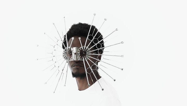 Cyrus Kabiru, from the series 'C-Stunners' (2012). Photographic prints. Dimensions variable. Courtesy the artist.