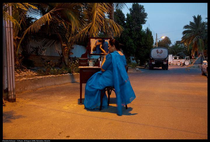 Bani Abadi, 'Karachi Series I' (2009). Courtesy the artist.