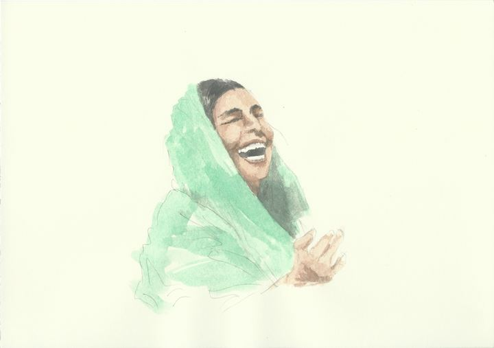 Bani Abidi, And they died laughing (2016). Courtesy the artist.