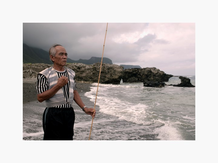 Charwei Tsai, Lanyu – Three Stories (2012). 3 HD videos with sound. 4 min each. Made in collaboration with Tsering Tashi Gyalthang. Courtesy the artist.