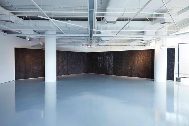 Exhibition view: Boedi Widjaja: Black—Hut, Institute of Contemporary Arts Singapore, Lasalle College of the Arts (28 October 2016 – 1 February 2017). Photo: Cher Him