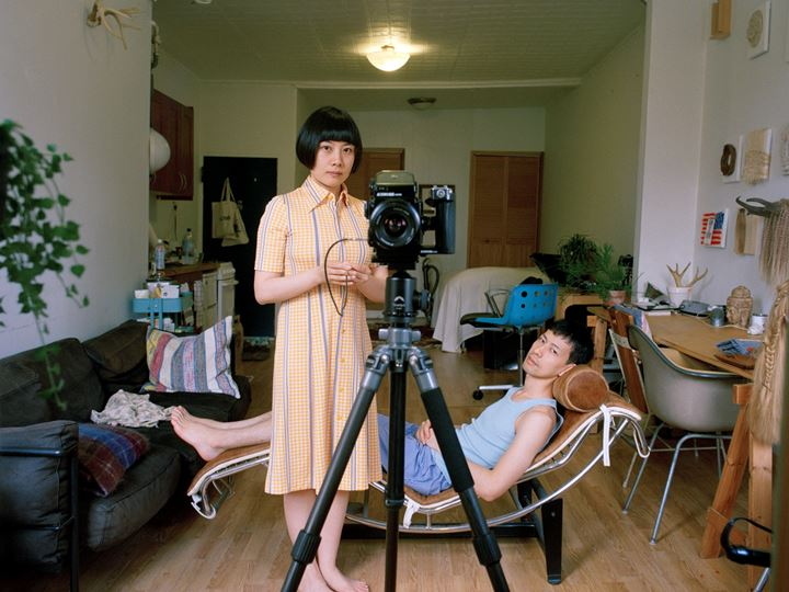Pixy Liao, Photographer and her muse (2014). Courtesy the artist.