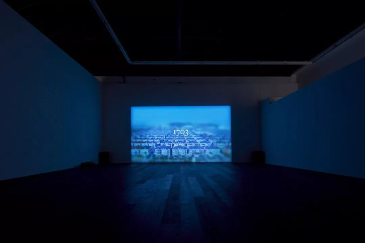 Exhibition view: Li Ming, 1703, Antenna Space, Shanghai (23 March–4 May 2018). Courtesy Antenna Space.
