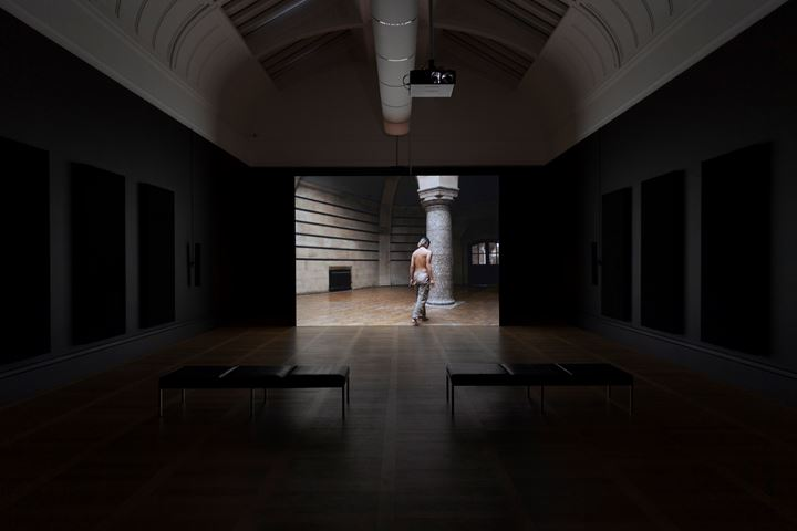 Exhibition view: Sophia Al-Maria, Beast Type Song, Tate Britain, London (20 September 2019–23 February 2020). Courtesy Tate Britain. Photo: Tate Photography.