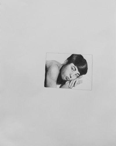 Taro Masushio, Untitled 3 (2020). Silver gelatin type LE/ selenium toned print. 49.6 x 43.1 x 2.6 cm. Edition 1 of 3 + 2 AP.