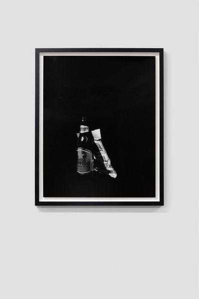 Taro Masushio, Untitled 15 (2020). Silver gelatin type LE/ selenium toned print. 57.1 x 46.6 x 2.6 cm. Edition 1 of 3 + 2 AP.