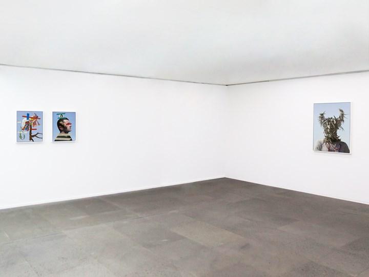 Exhibition view: Juan Ford, Blank, Galerie Du Monde, Hong Kong (15 March–20 April 2019). Courtesy Galerie Du Monde.