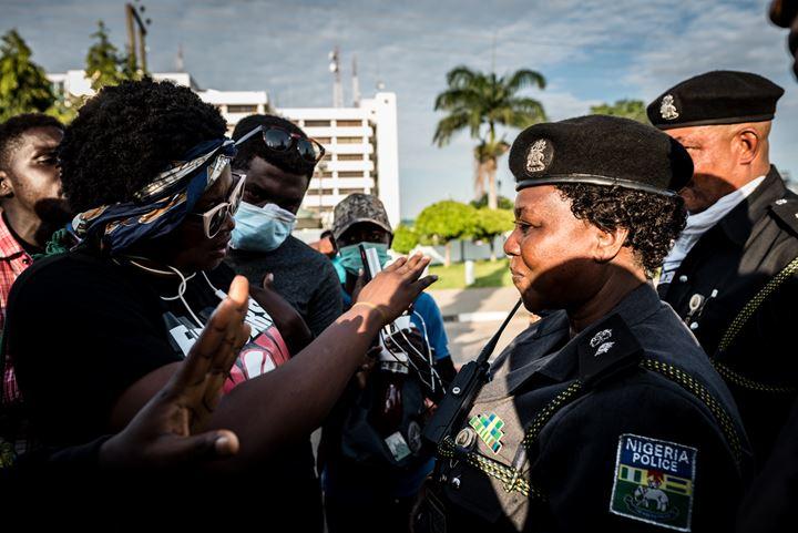 Art X Lagos Responds To Endsars Ocula