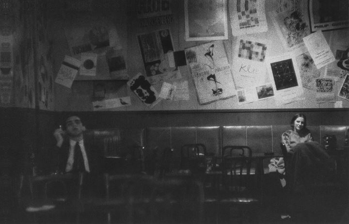 Roy DeCarava, Club audience at intermission (1960). © 2019 Estate of Roy DeCarava. All rights reserved. Courtesy David Zwirner.