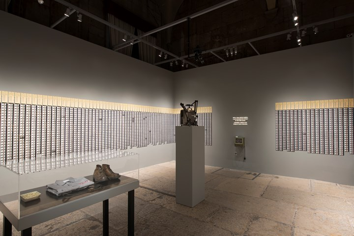 Profile: Tehching Hsieh at the 57th Venice Biennale   Ocula