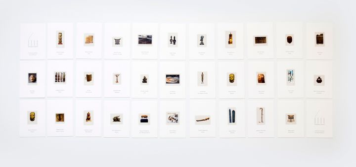 Ana Mendes, The People's Collection (2014). Courtesy the Artist and TMoFA.