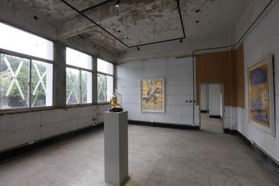 Exhibition view: Yao Jui-Chung: Republic of Cynic (R.O.C.), Taiwan Contemporary Culture Lab, Taipei (1 May–5 July 2020).