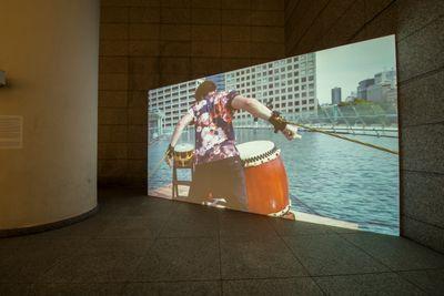 Tsubasa Kato, 2679 (2019). Exhibition view: Taming Y/Our Passion, Aichi Triennale 2019, Aichi Prefecture (1 August–14 October 2019). Courtesy Aichi Triennale. Photo: Takeshi Hirabayashi.