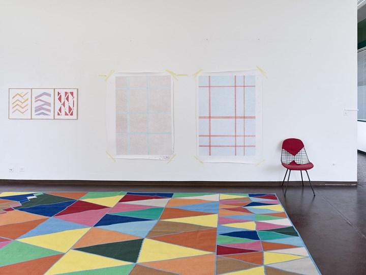 Karim Noureldin, Artist's Studio. Courtesy the artist and von Bartha. Photo: Ariel Huber.