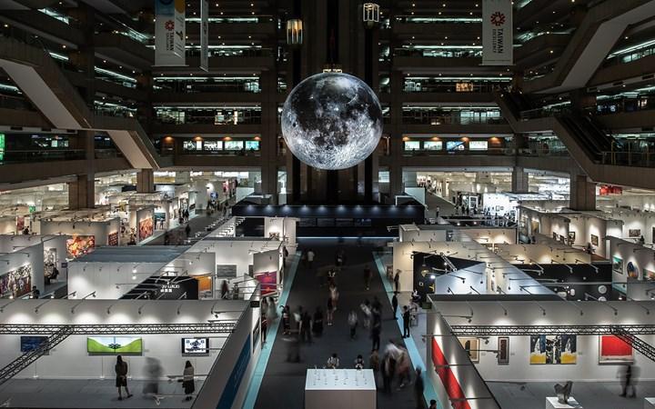 Exhibition view: Art Taipei (26–29 October 2018). Courtesy Art Taipei.