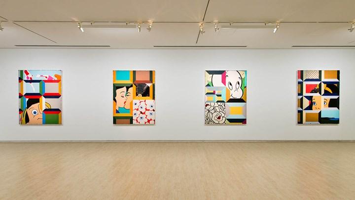 Exhibition view: Lai Chiu-Chen, Bubble Kabushiki Kaisha 泡泡株式会社, Lin & Lin Gallery, Taipei (13 October–24 November 2018). Courtesy Lin & Lin Gallery.
