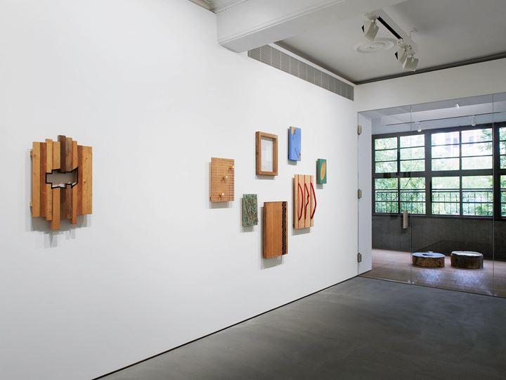 Exhibition view: Suga Kishio, Each Modern, Taipei (11 September–26 October 2019). Courtesy Each Modern.