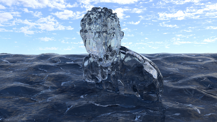 Raphaël Faon and Andres Salgado, An Ocean of Memory (2018). Courtesy the artists.