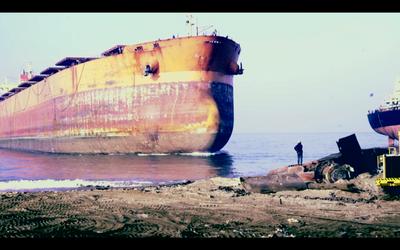 Hira Nabi, All That Perishes At The Edge of Land (2018). Docu-fiction film. Still. Courtesy the artist.
