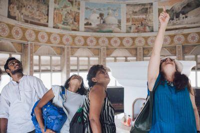 Chryshane Mendis, Fort Trails. Walking Tour. Colomboscope 2019: Sea Change, Colombo (25–31 January 2019).