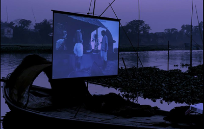 Molla Sagar, Titas the River (2016). Documentary film. Colomboscope 2019: Sea Change, Colombo (25–31 January 2019).