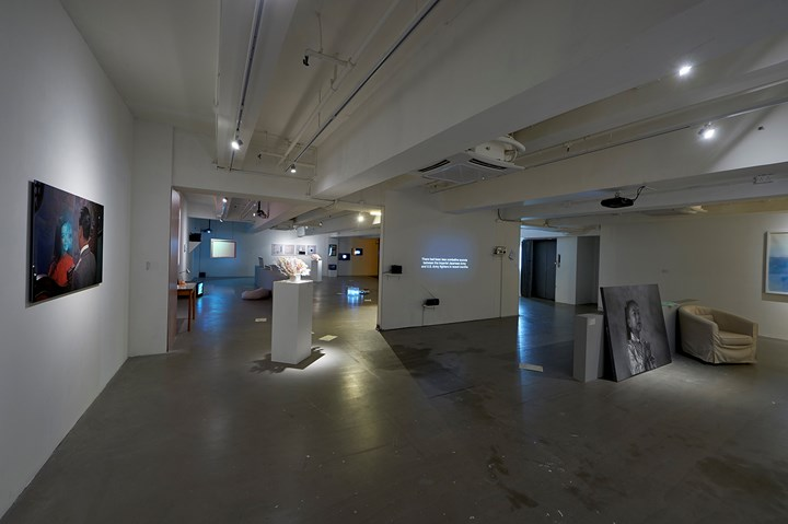 Exhibition view: Group Exhibition, Crush, Para Site, Hong Kong (15 September–25 November 2018). Courtesy the artist and Para Site.