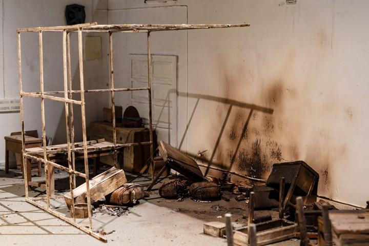 Sahil Naik, Ground Zero/ Artist as Suspect (2018). Courtesy the artist.