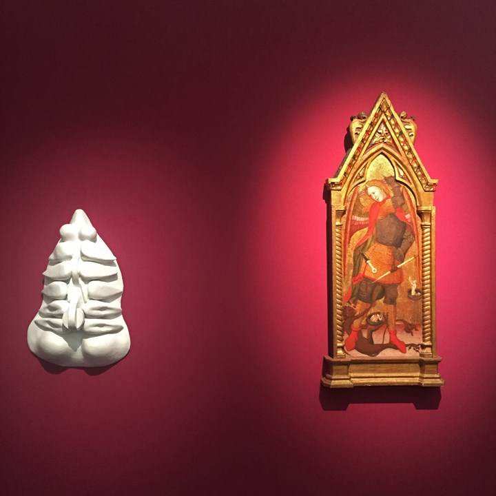 Exhibition view: Hauser & Wirth and Moretti Fine Art, Frieze Masters, London (5–8 October 2017). Photo: Stephanie Bailey.