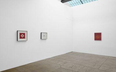 Exhibition view: Group Exhibition, Grupo Frente, Galerie Lelong & Co, New York (22 June–5 August 2017).