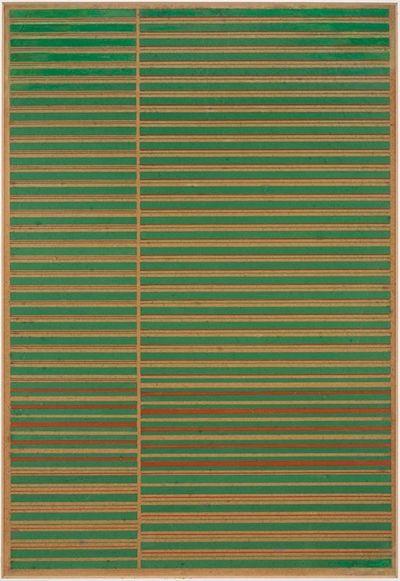 Ivan Serpa, Untitled (c.1950). Mixed media on cardboard. 22.9 cm x 16 cm.