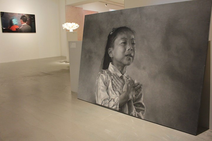 Exhibition view: Group Exhibition, Crush, Para Site, Hong Kong (15 September–25 November 2018). Courtesy Para Site.